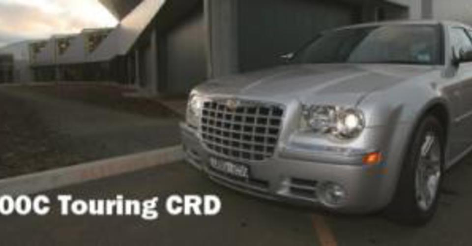 2007 Chrysler 300C Touring CRD Turbo Diesel Road Test  CarAdvice