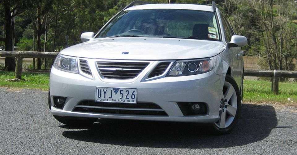 2008 Saab 9-3 SportCombi review