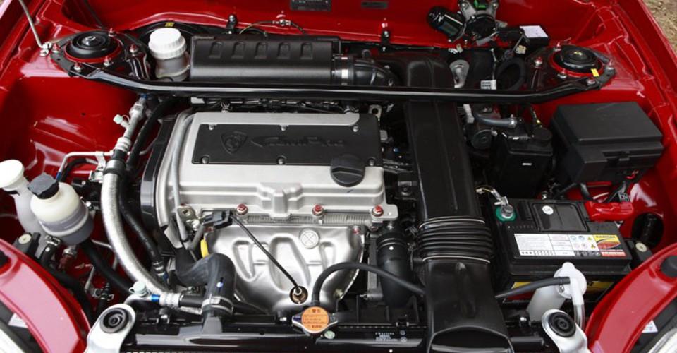 2008 Proton Persona Sedan First Steer
