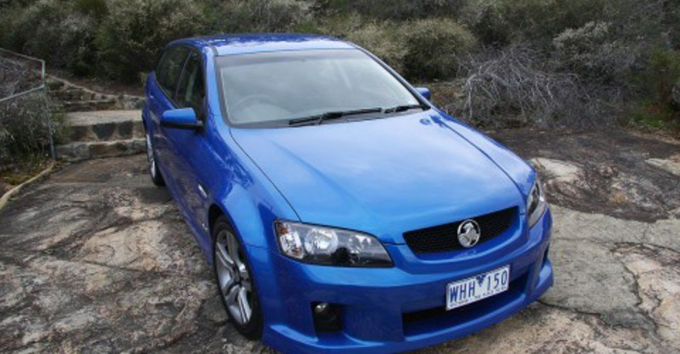 2008 Holden Commodore Sportwagon SS review