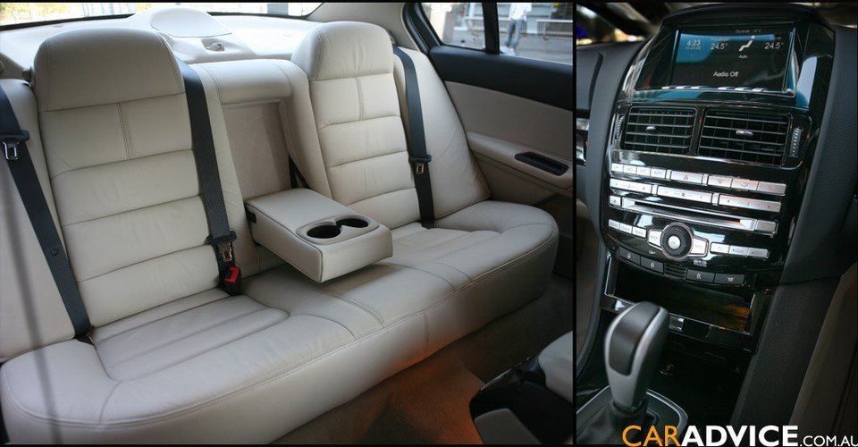 2008 Ford G6E Turbo Review