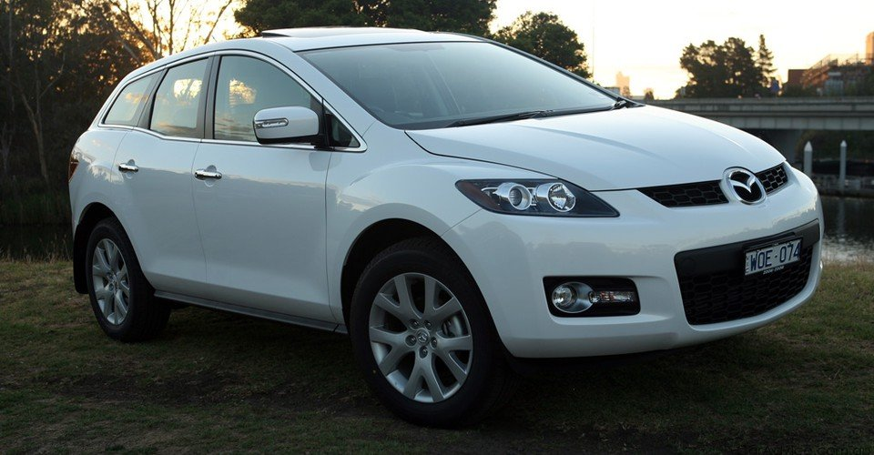 2009 Mazda Cx 7 Review Amp Road Test