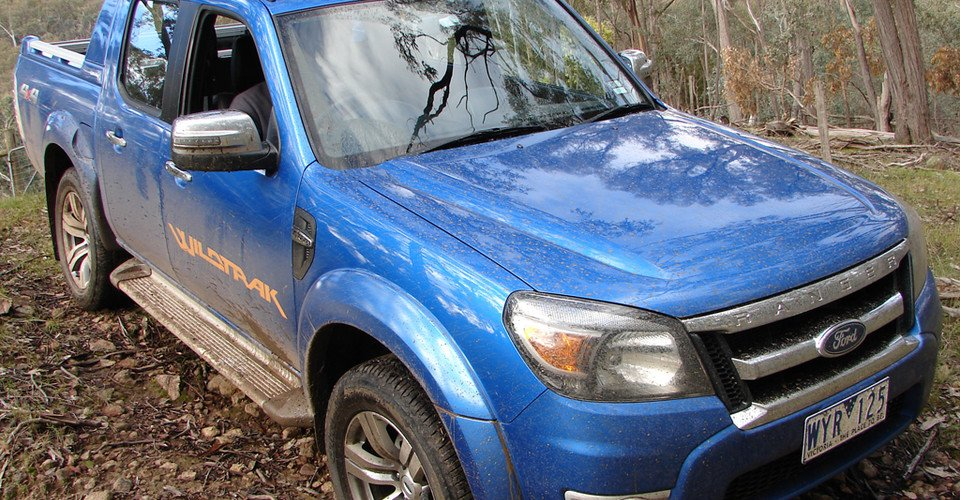 Ford Ranger Wildtrak Review & Road Test