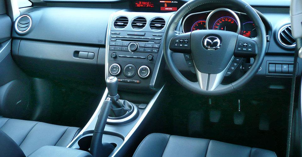 Mazda cx-7 diesel test