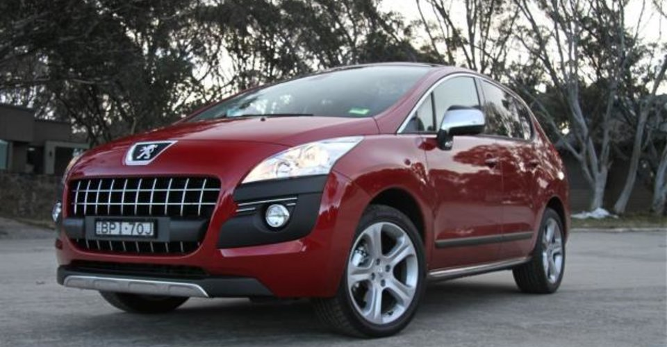 peugeot 3008 review | caradvice