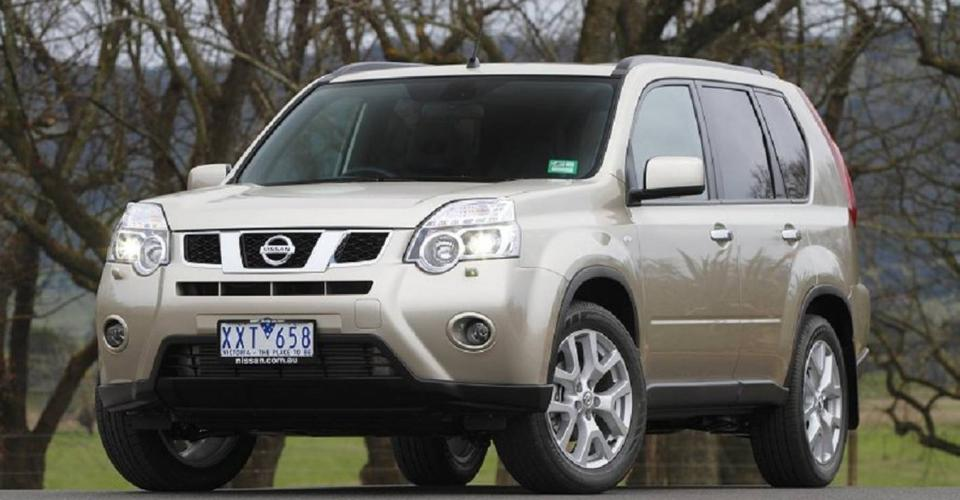 2010 nissan x trail update. Black Bedroom Furniture Sets. Home Design Ideas