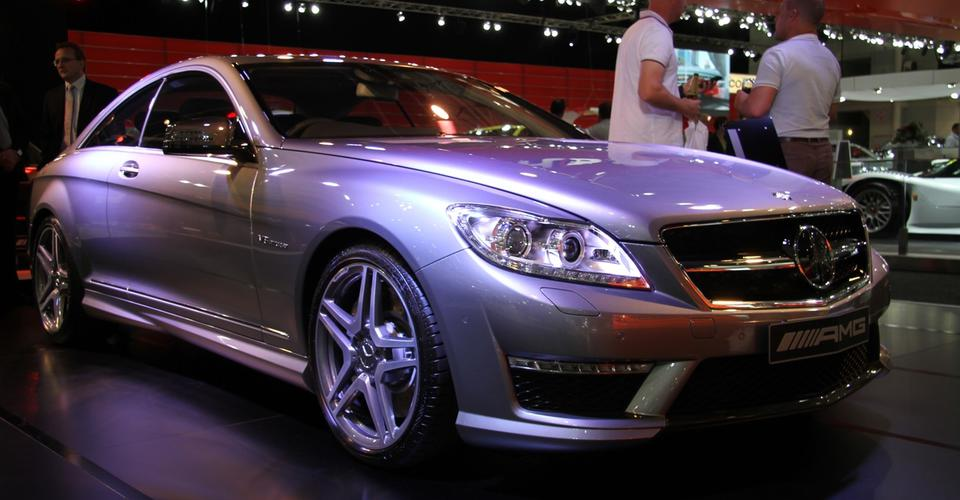 Mercedes benz cl 63 amg at 2010 aims for Mercedes benz sydney