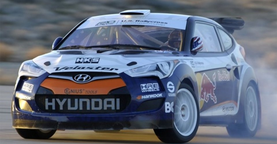 2011 hyundai veloster rmr rally car unveiled. Black Bedroom Furniture Sets. Home Design Ideas