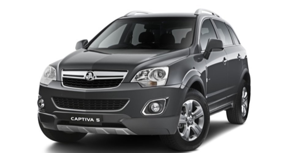 2011 Holden Captiva Review Caradvice