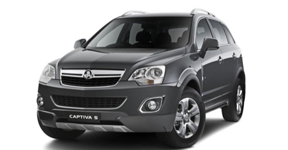 2011 Holden Captiva Review Caradvice