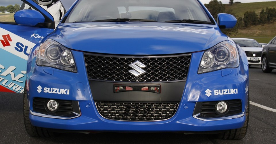 Suzuki Kizashi Turbo Review