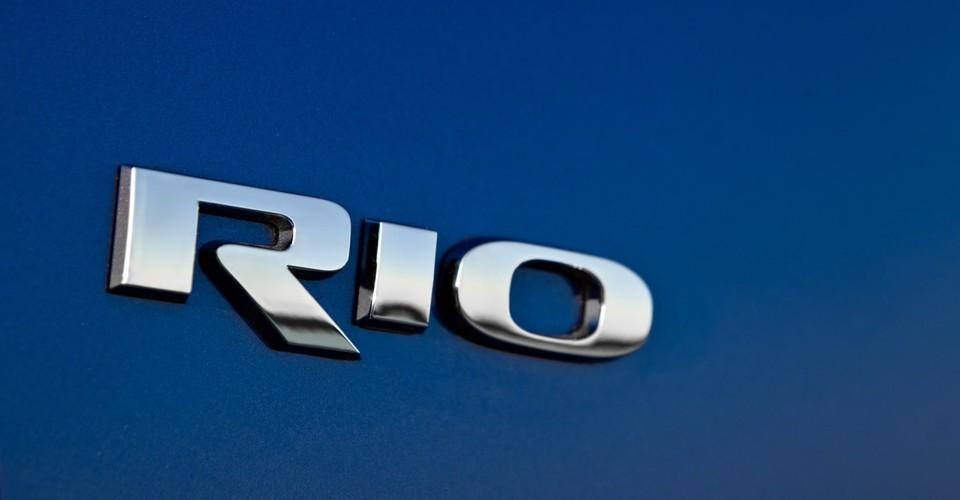 Kia Rio Review
