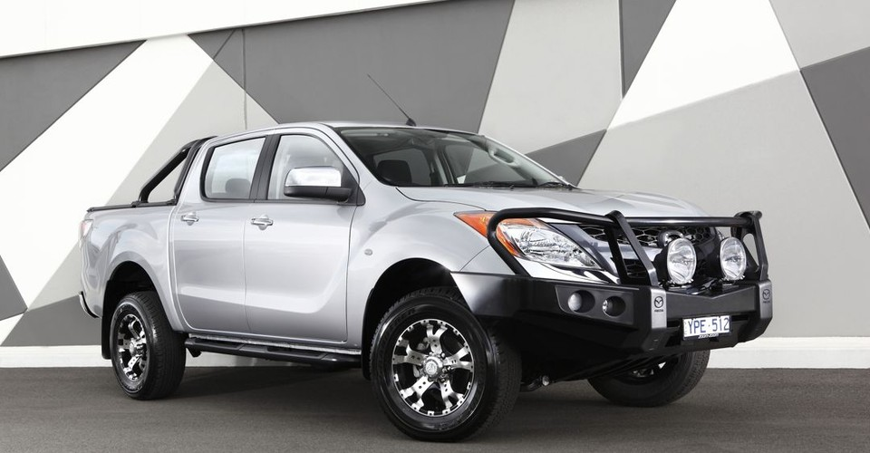 Mazda BT-50 Review
