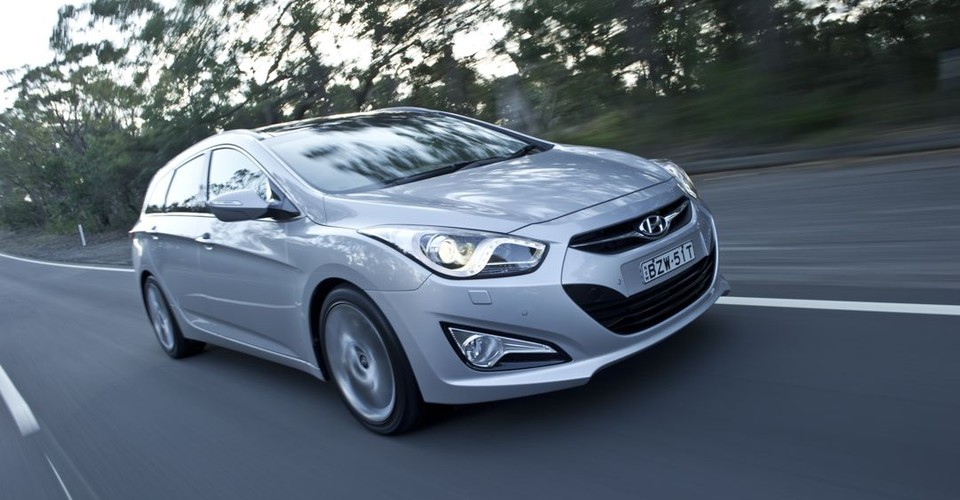 Hyundai i40 long term report 1