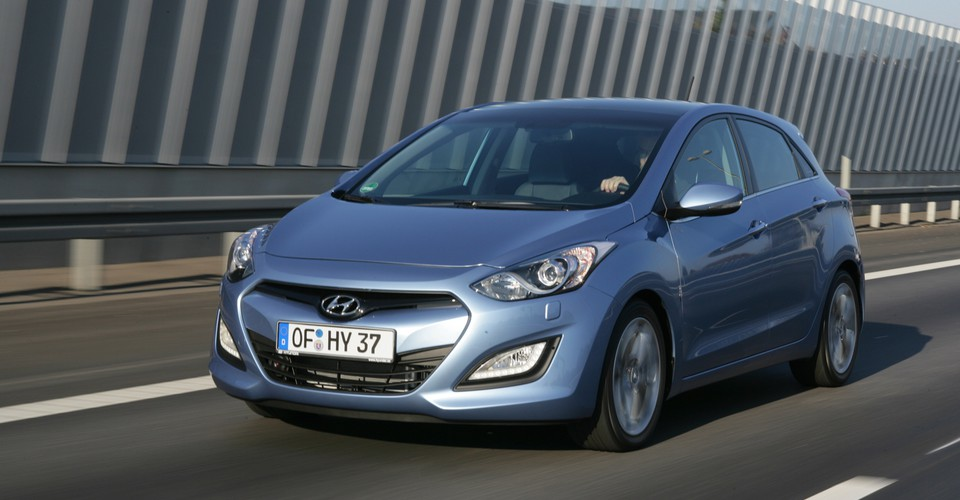 Hyundai i30 Review 2012