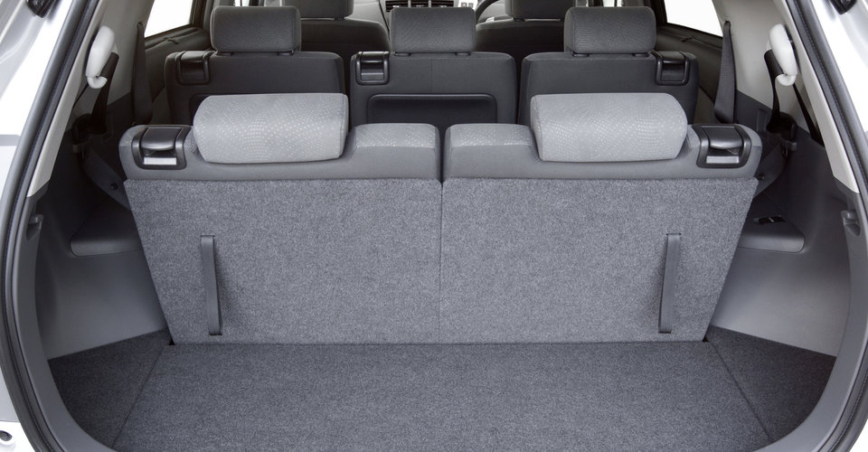 prius v third row seat autos post. Black Bedroom Furniture Sets. Home Design Ideas