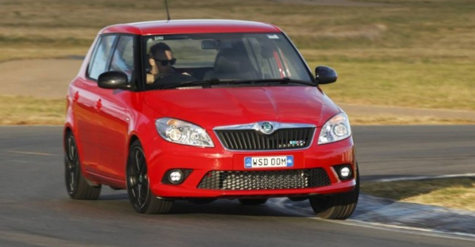 skoda fabia rs review caradvice. Black Bedroom Furniture Sets. Home Design Ideas