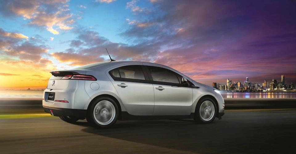 holden volt review specification price caradvice