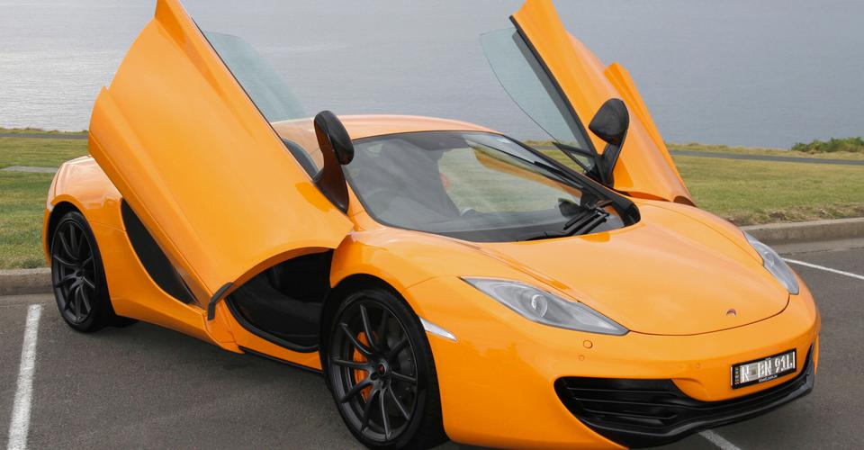 mclaren mp4 12c review video caradvice. Black Bedroom Furniture Sets. Home Design Ideas