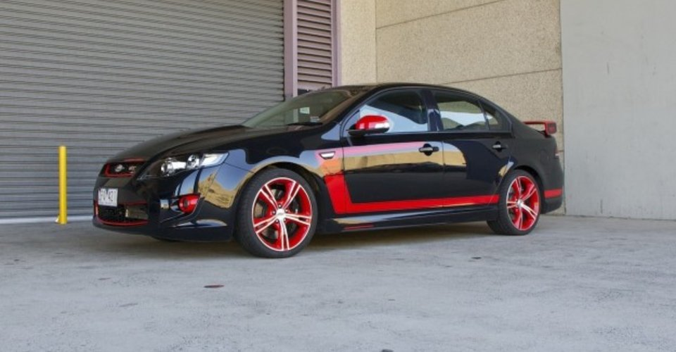 FPV GT RSPEC Review   CarAdvice