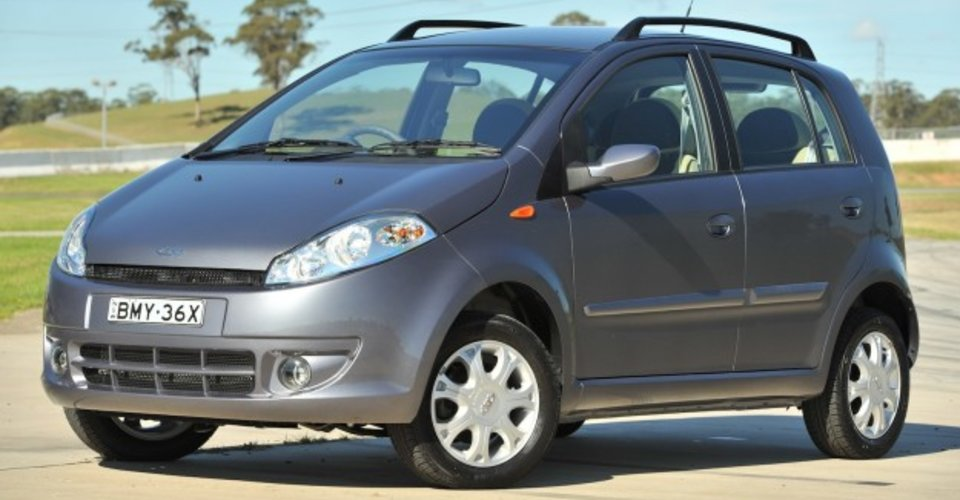 Chery J1 price cut to below $10,000 - Photos (1 of 2)