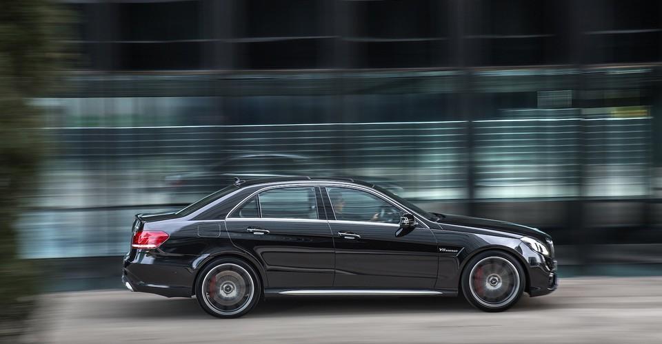2013 Mercedes-Benz E63 AMG Review