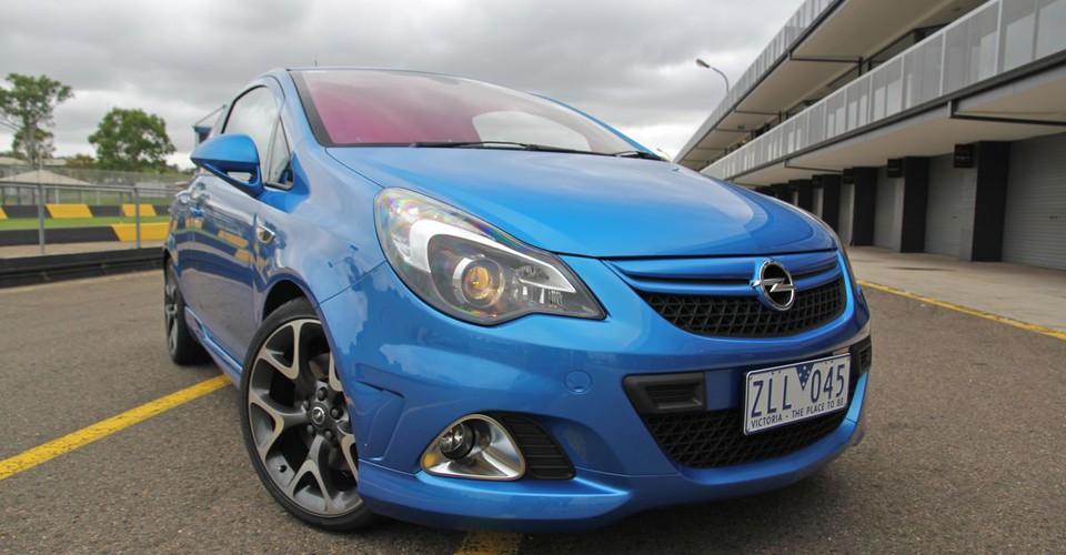 2013 Opel Corsa OPC Review