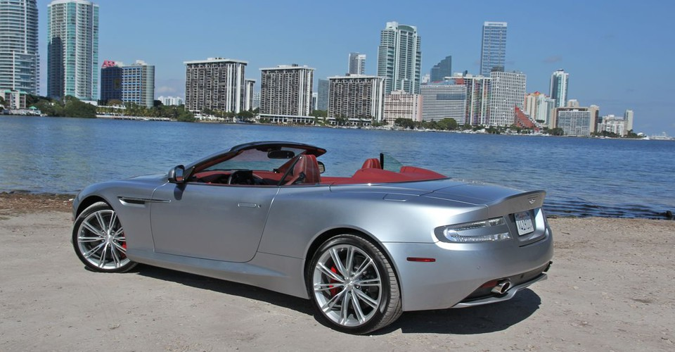 2013 Aston Martin DB9 Review