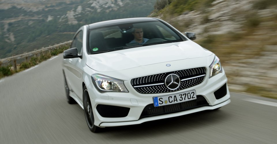 Mercedes benz cla review caradvice for Mercedes benz cla 500
