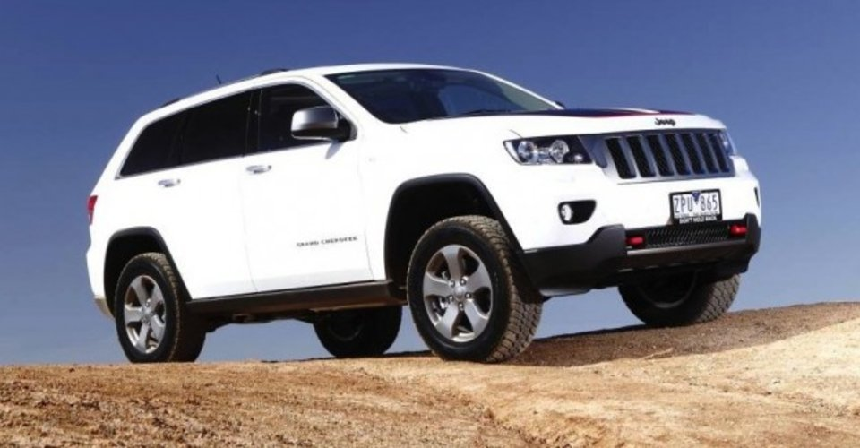 jeep grand cherokee trailhawk limited edition launched. Black Bedroom Furniture Sets. Home Design Ideas