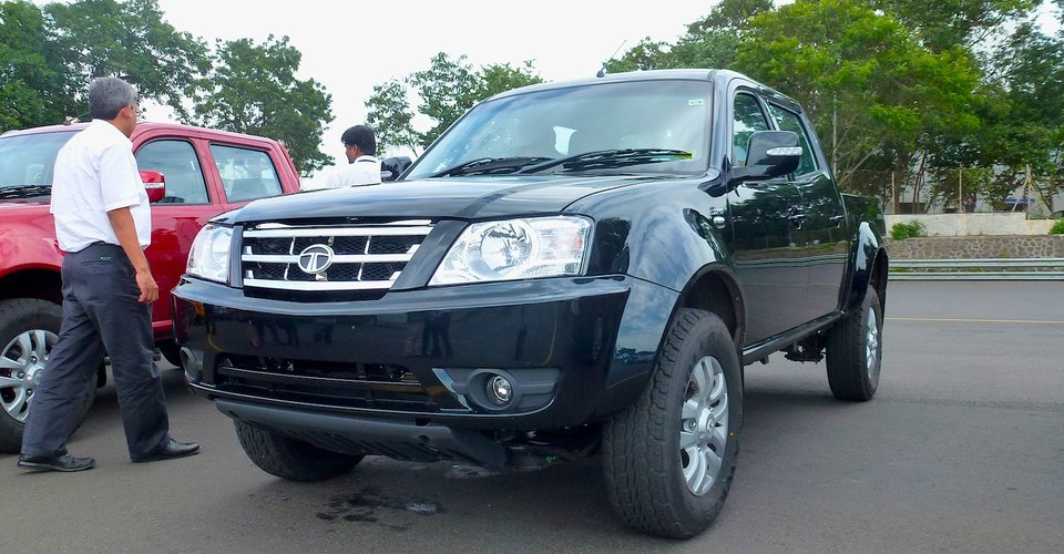 Tata Xenon Review: Quick drive