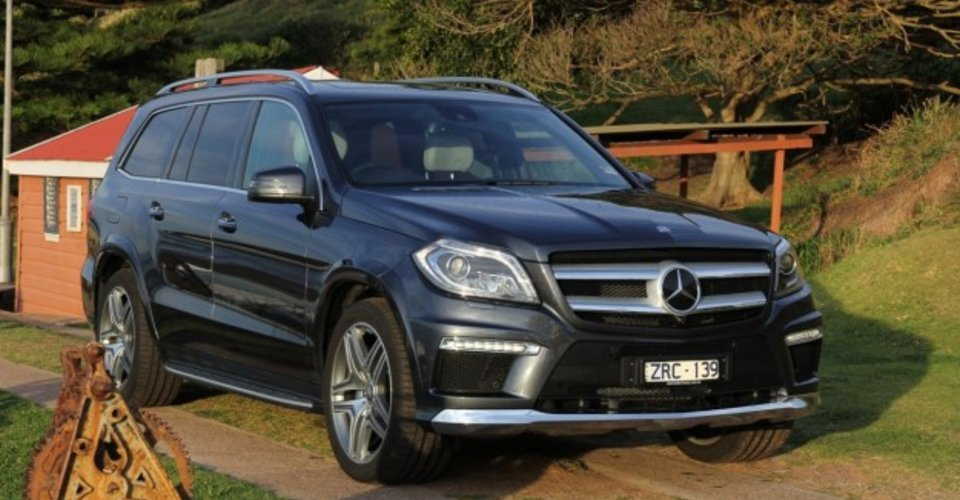 Mercedes benz gl review gl350 bluetec caradvice for Mercedes benz 350 suv price