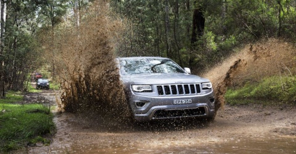 jeep grand cherokee overland review caradvice. Cars Review. Best American Auto & Cars Review
