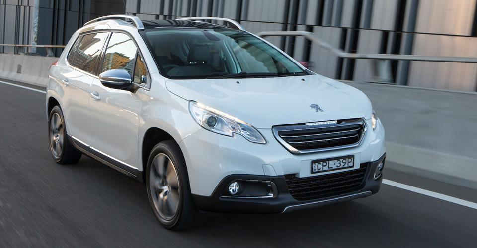 peugeot 2008 pricing and specifications. Black Bedroom Furniture Sets. Home Design Ideas