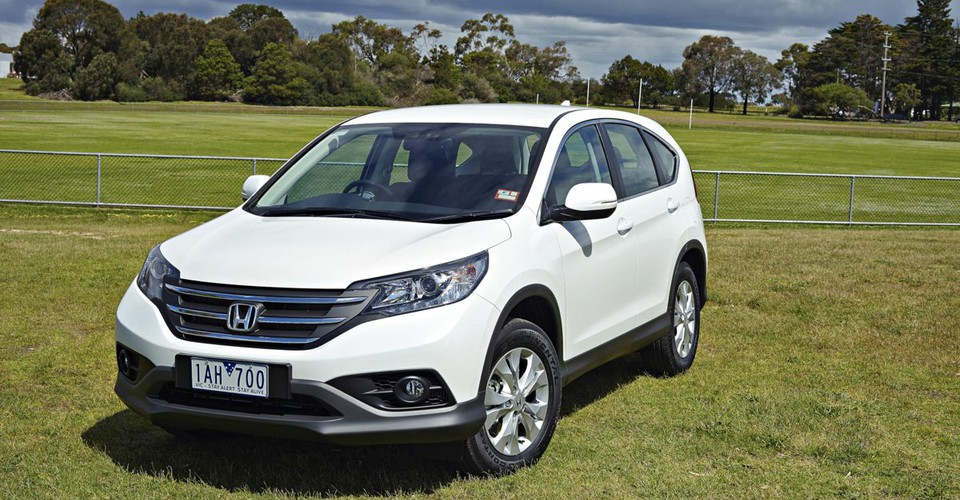 Honda CR-V Diesel Review