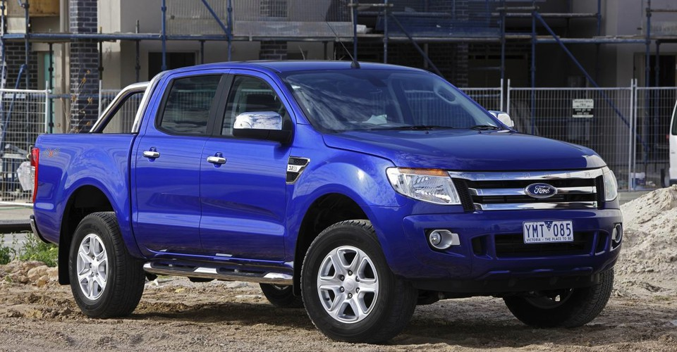 2012 ford ranger xlt 3 2 review caradvice. Black Bedroom Furniture Sets. Home Design Ideas