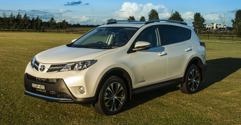 2014 Toyota Rav4 Review   Cruiser