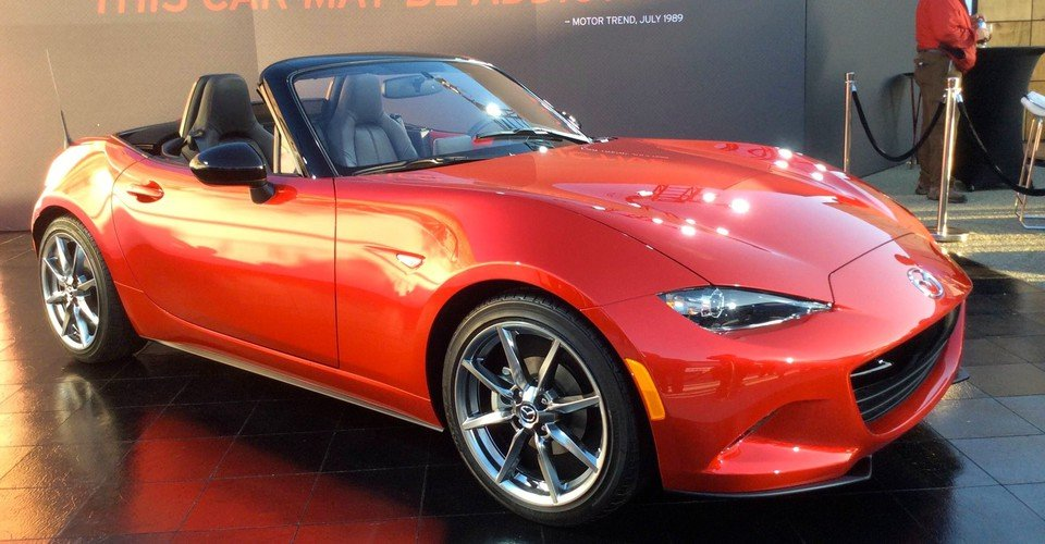 2015 mazda mx 5 styling hit or miss. Black Bedroom Furniture Sets. Home Design Ideas
