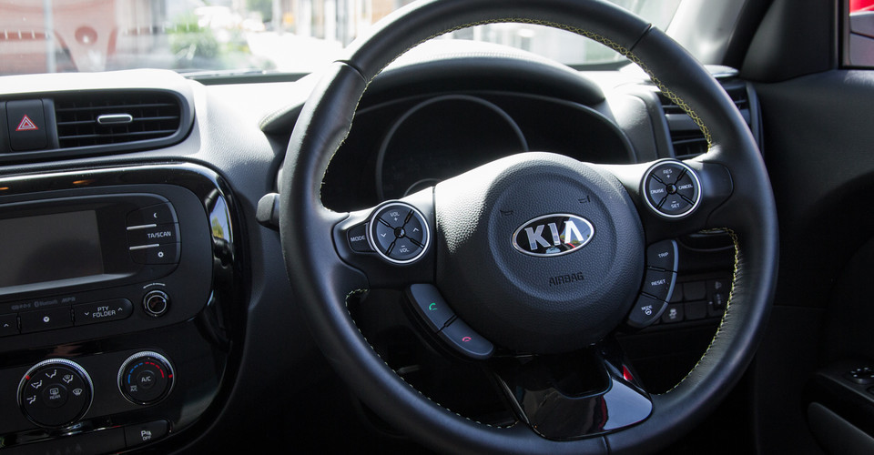 2014 Kia Soul Si :: week with Review