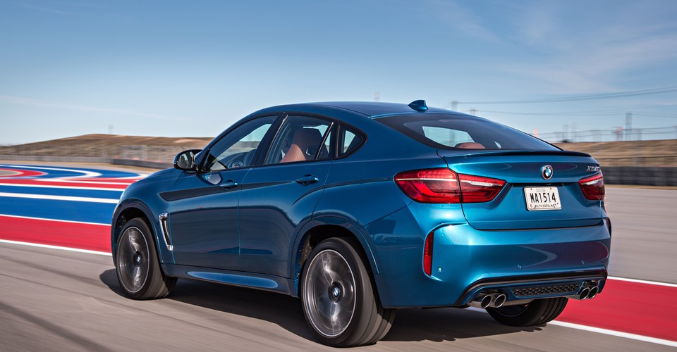 Brilliant 2015 BMW X6 M Review  CarAdvice