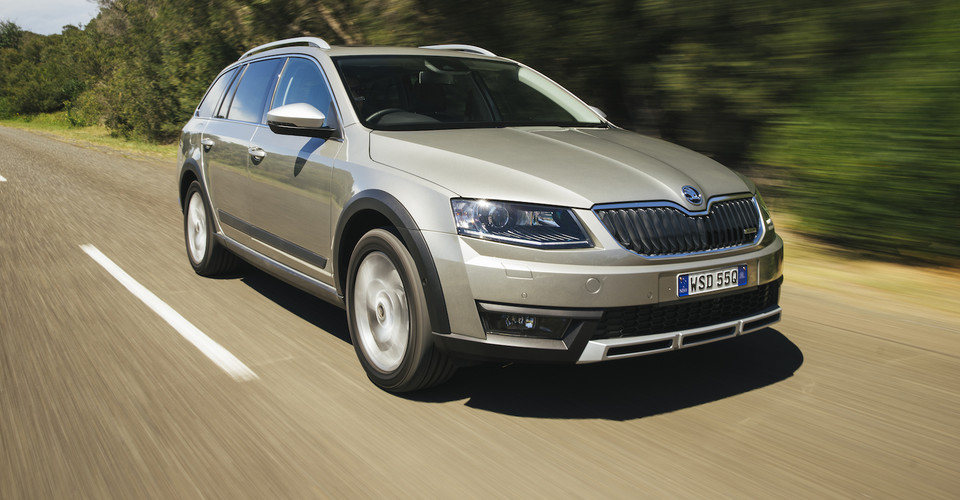 2015 skoda octavia scout 4x4 review caradvice. Black Bedroom Furniture Sets. Home Design Ideas