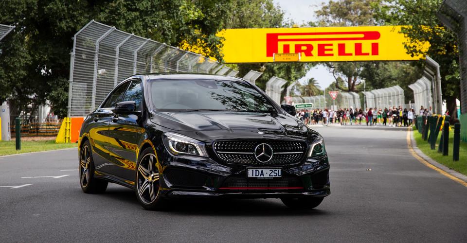 A lap around Albert Park Formula 1 Circuit with Mercedes-AMG