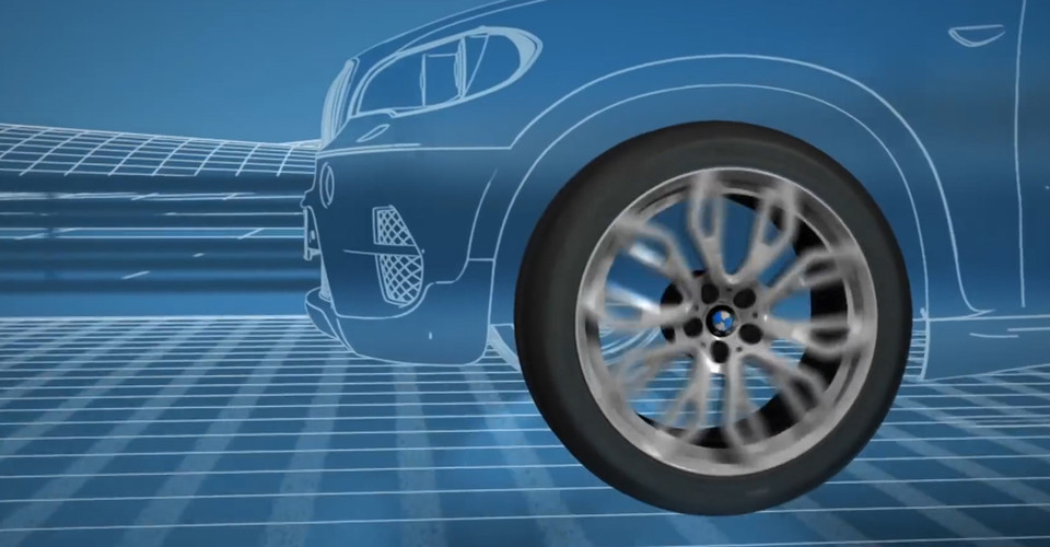 car technology : driving on a flat run flat tyre | caradvice