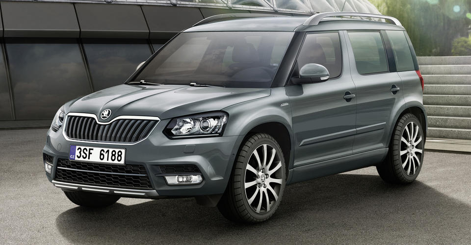 2015 skoda yeti 120 edition pricing and specifications. Black Bedroom Furniture Sets. Home Design Ideas