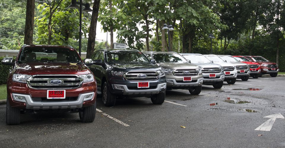 Ford Everest Review