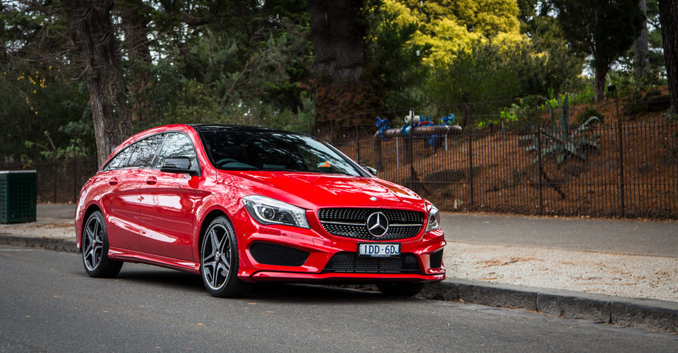 Cla Shooting Brake Review >> 2015 Mercedes-Benz CLA200 Shooting Brake Review | CarAdvice
