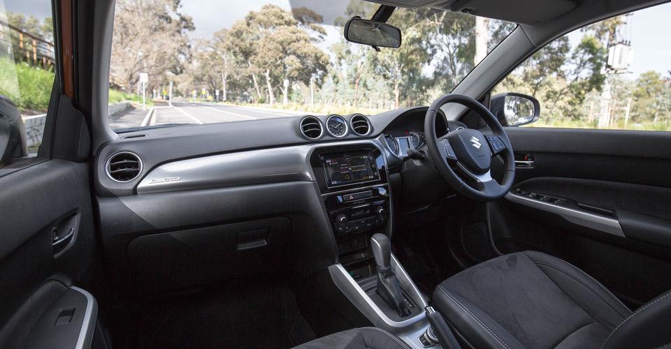 2016 Suzuki Vitara Review