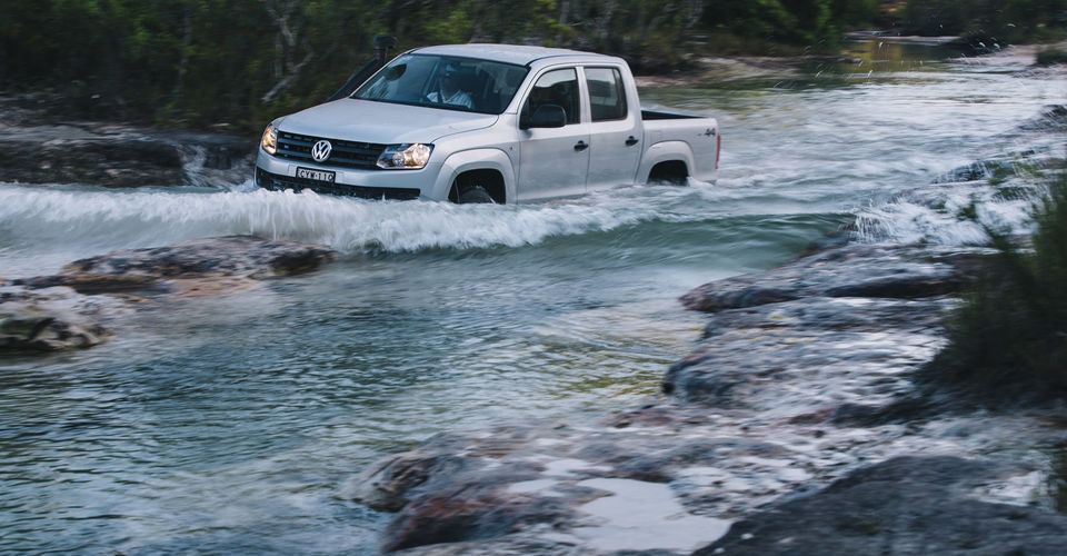 Volkswagen Amarok Core Review:: Weipa to Cape York