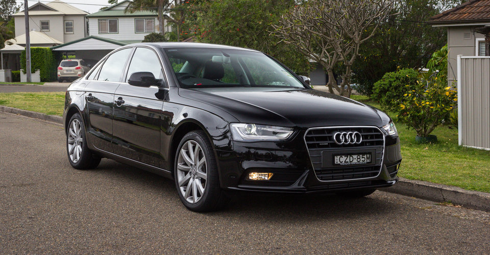 2015 audi a4 review run out round up caradvice. Black Bedroom Furniture Sets. Home Design Ideas