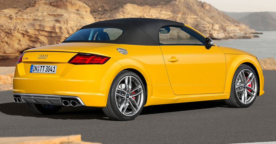 2016 Audi TT S Coupe and Roadster review